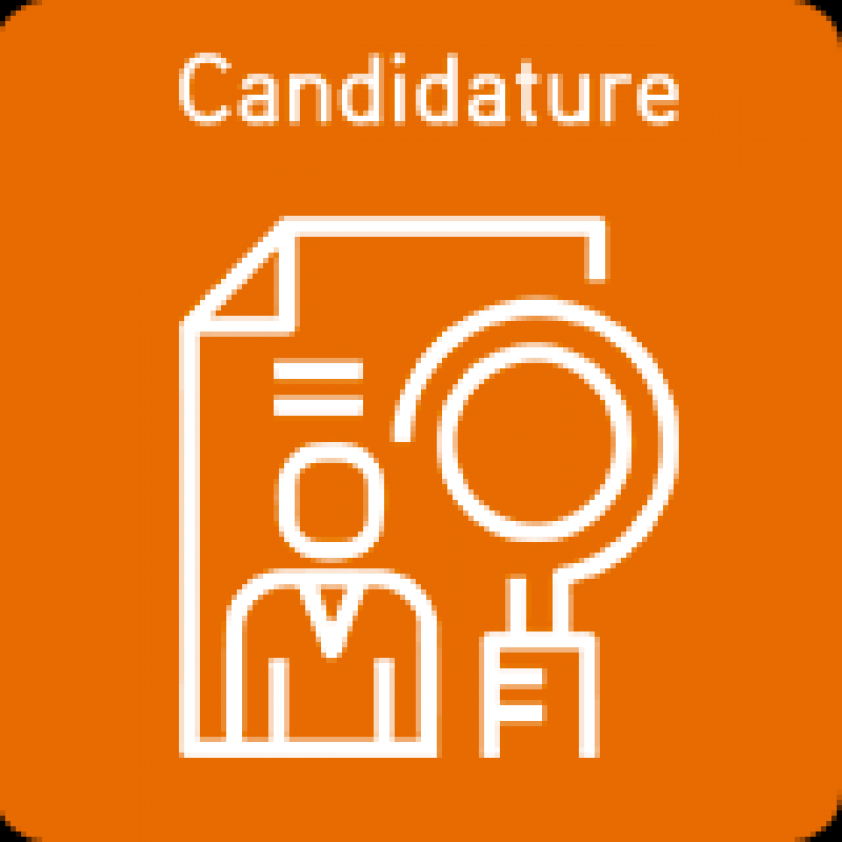 Candidature Coursier
