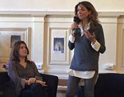 Notre directrice générale Karine Cohen rejoint Croissance plus. - Coursiers.com