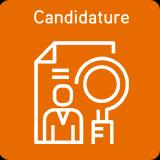 Rubrique - Candidature